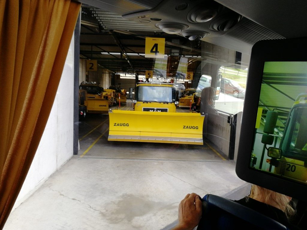 Review Schiphol Behind the scenes tour Rondleiding