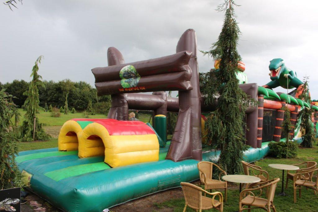 Dinopark Landgoed Tenaxx met kinderen
