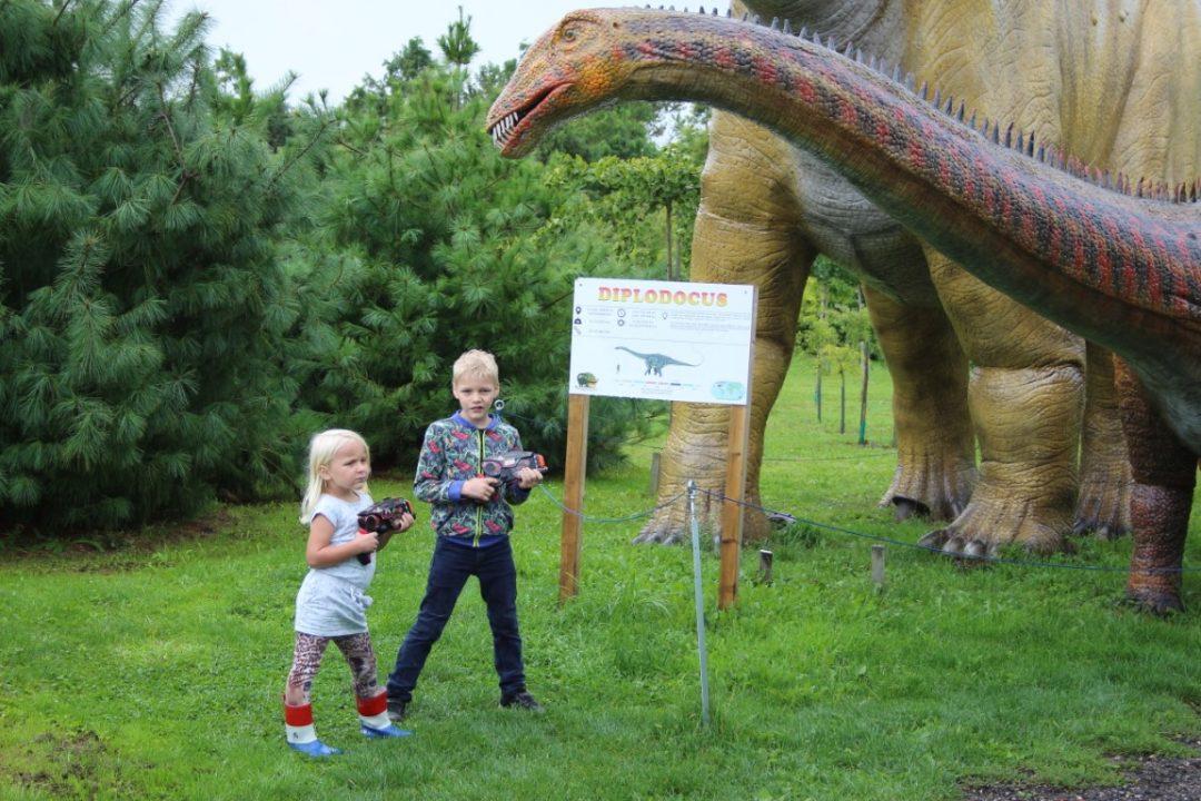 Dinopark Groningen - Landgoed Tenaxx Review