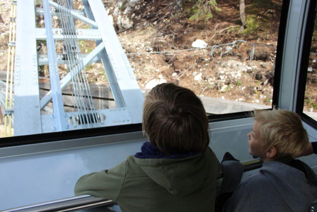 Highline 179 lift naar boven en beneden (Middel)
