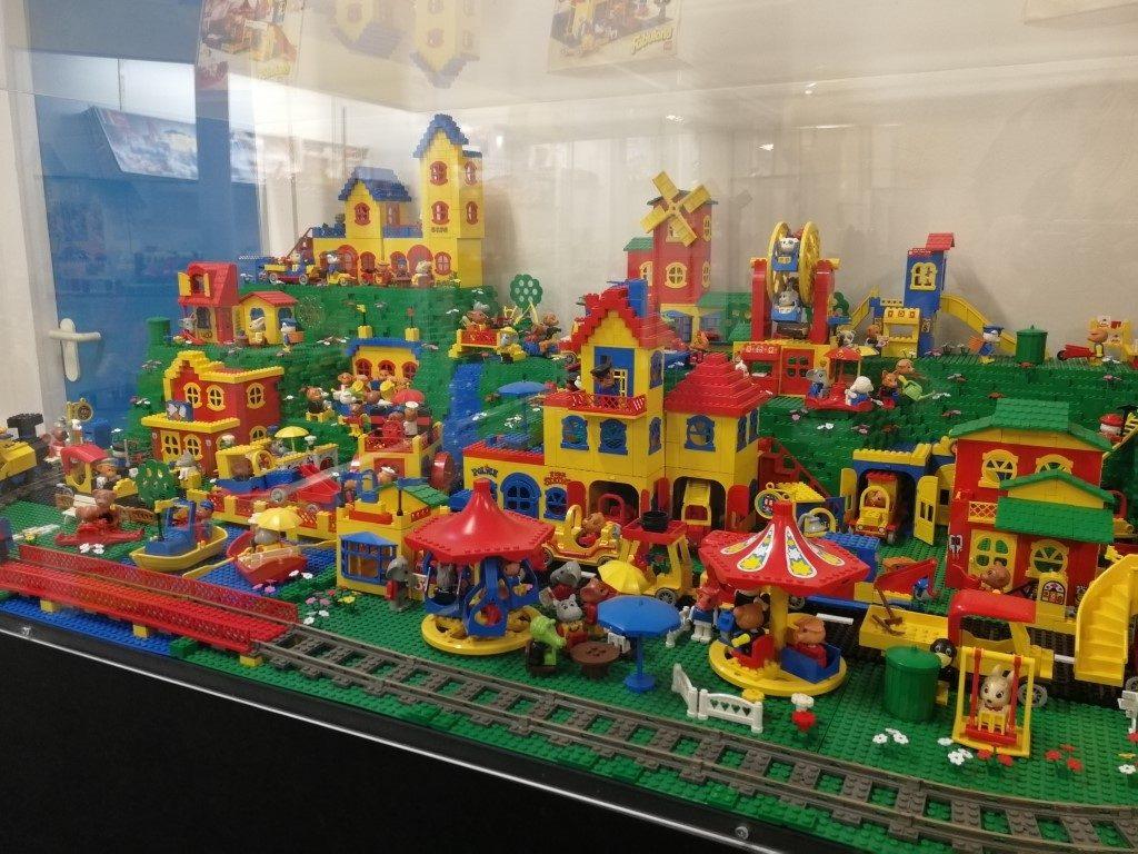 LEGO FABULAND - Legiomuseum Groningen met kinderen