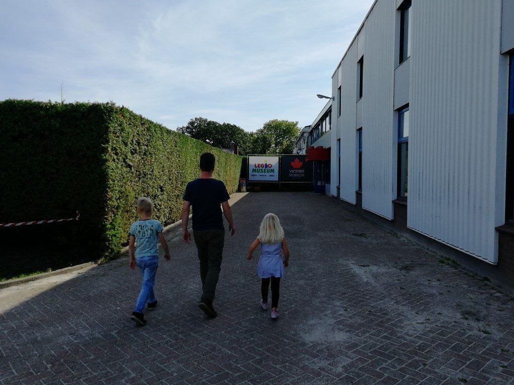 Legiomuseum met kinderen -Lego museum Groningen