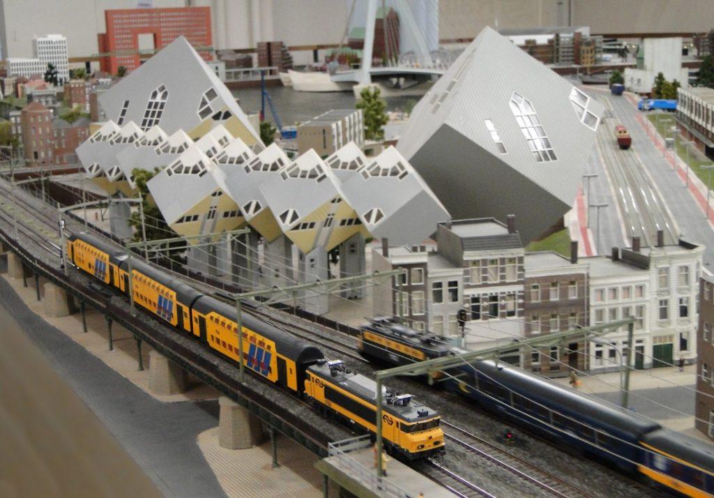 Overzicht miniatuur parken Nederland - Foto: Miniworld Rotterdam