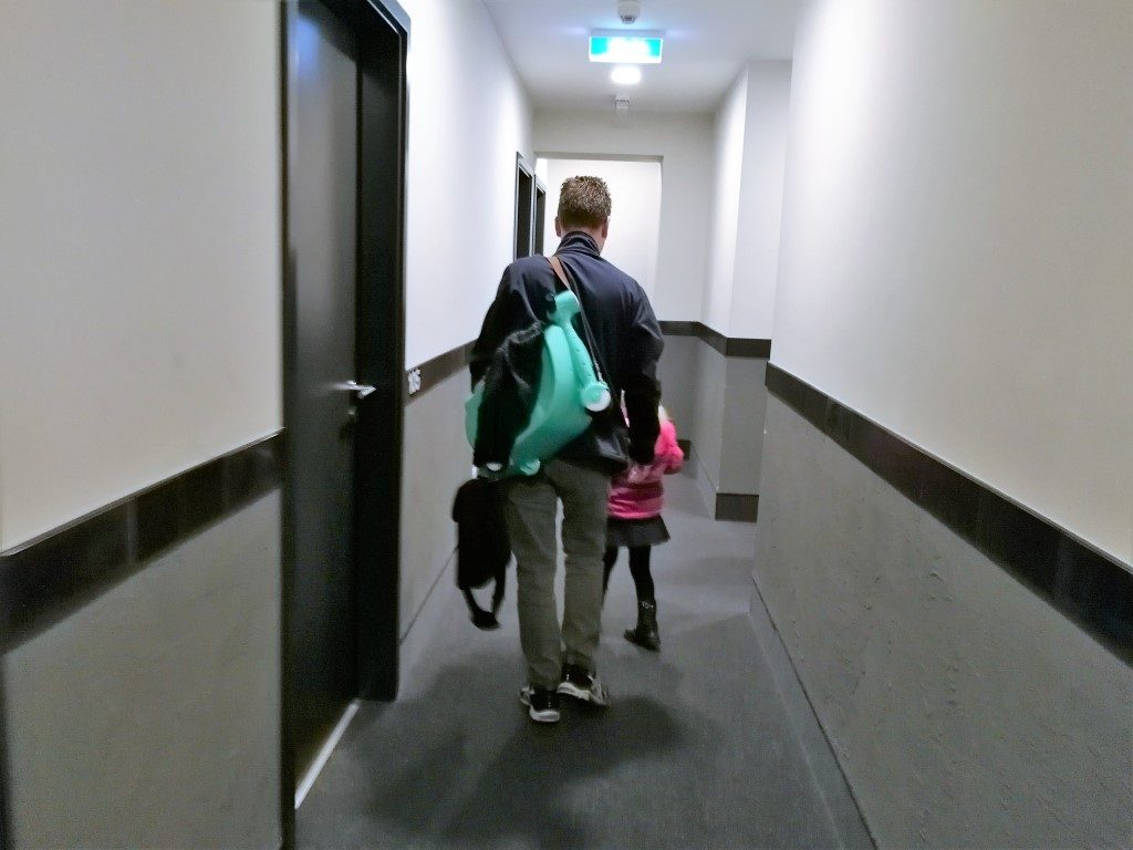 Review Skoot kinderkoffer - Vespa koffer voor kinderen