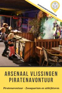 Review Arsenaal Vlissingen