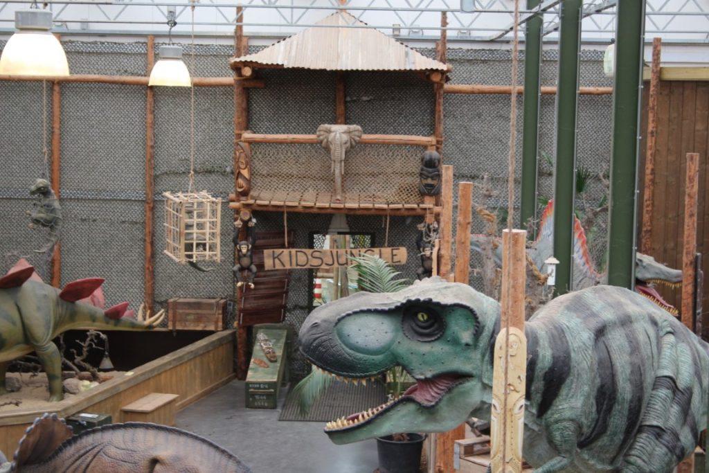 Berkenhof Tropical Zoo in Zeeland - Dinopark Nederland