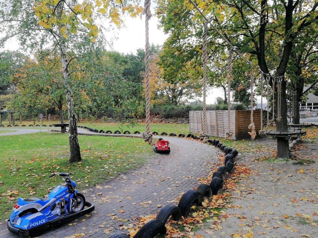 Crocky Nordhorn met kinderen - Speeltuin
