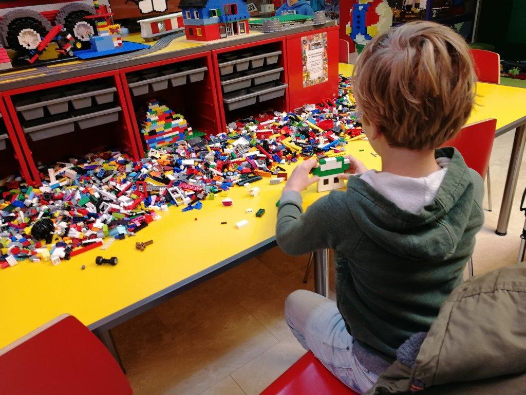 LEGO Bouwplaats Noord-Brabant Nederland