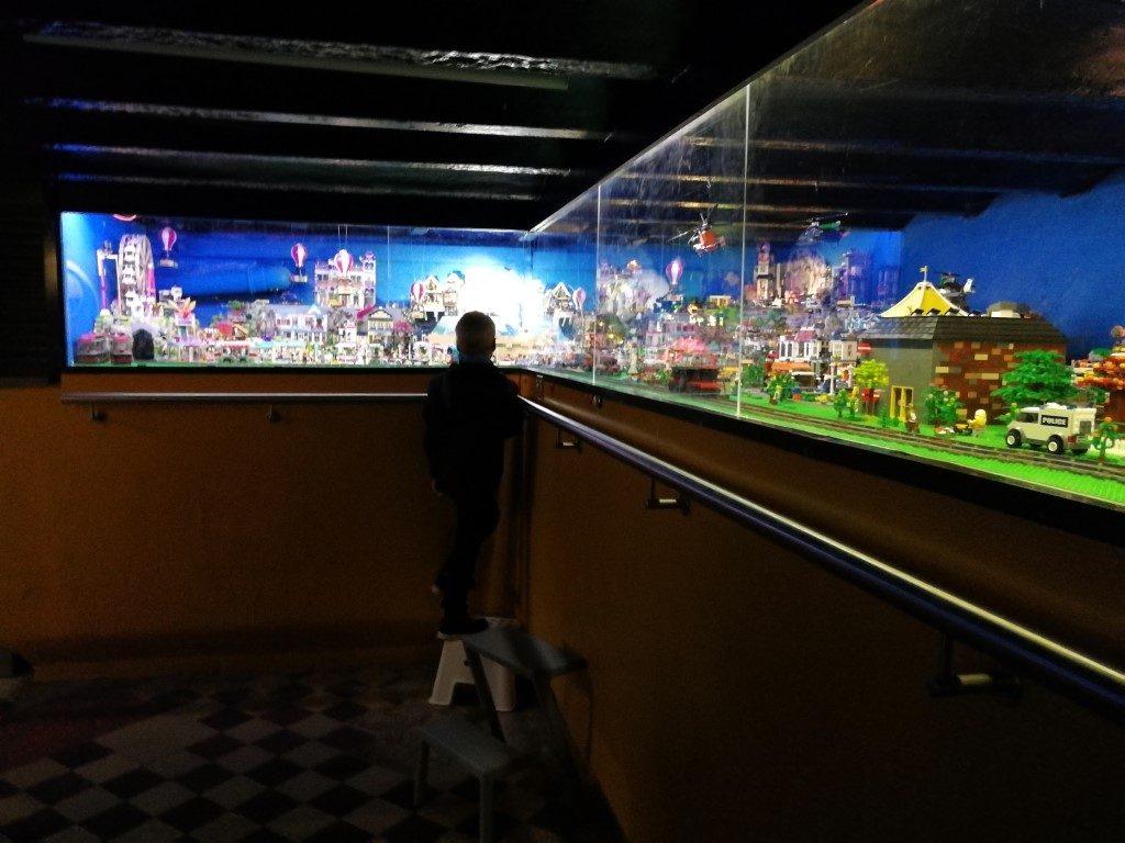 Mini Billund Miniatuurpark LEGO Noord-Brabant met kinderen