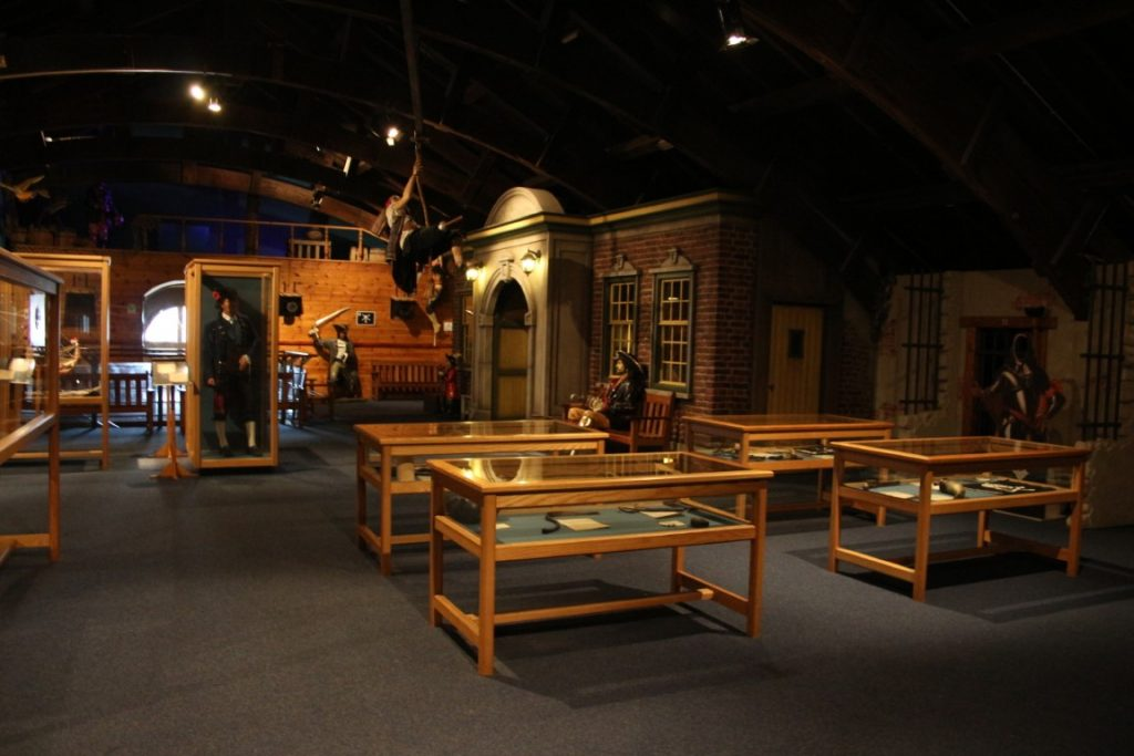 Piratenmuseum Arsenaal Zeeland