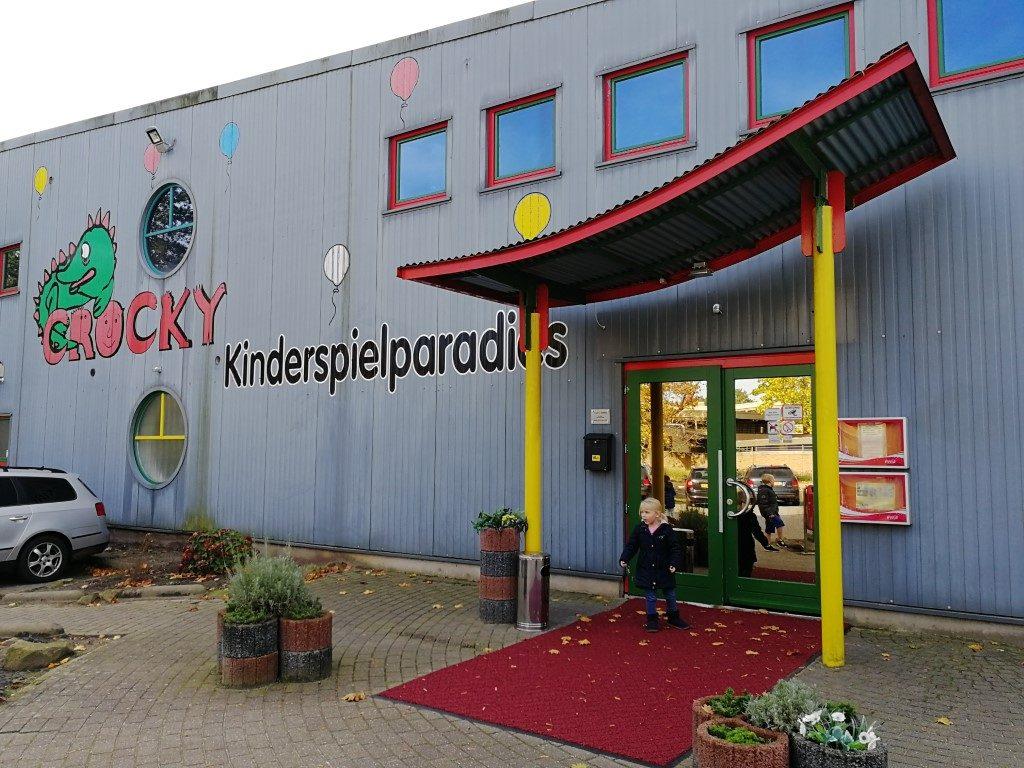 Review Spielparadies Crocky - Indoor en buiten speeltuin in Nordhorn