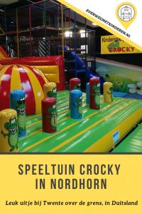 Review indoorspeeltuin Crocky in Nordhorn