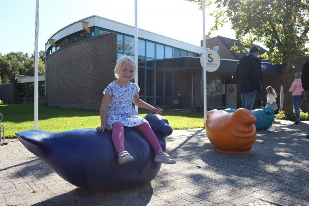 Ervaring Zeehondencentrum Pieterburen met kinderen