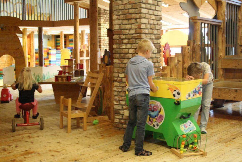 Gratis uitjes Zeeland - Indoor speeltuin Hof Poppendamme