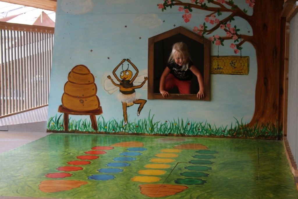 Hof Poppendamme - Zeeland met kinderen