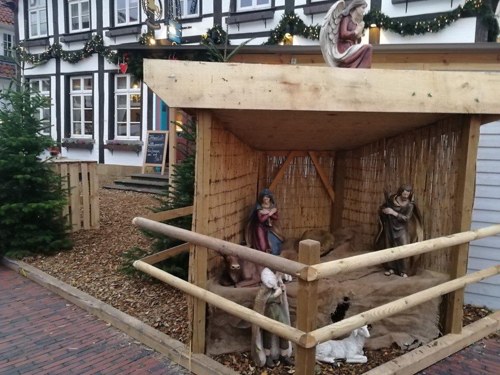 Kerstmarkt Lingen 2019