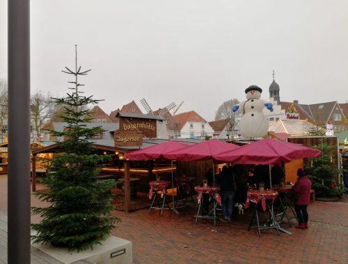 Kerstmarkt Lingen 2019 Weihnachtsmarkt