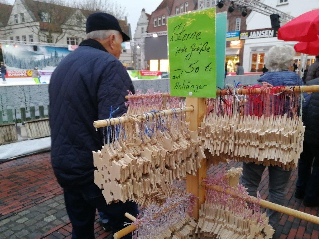 Kerstmarkt Lingen - Winkelen