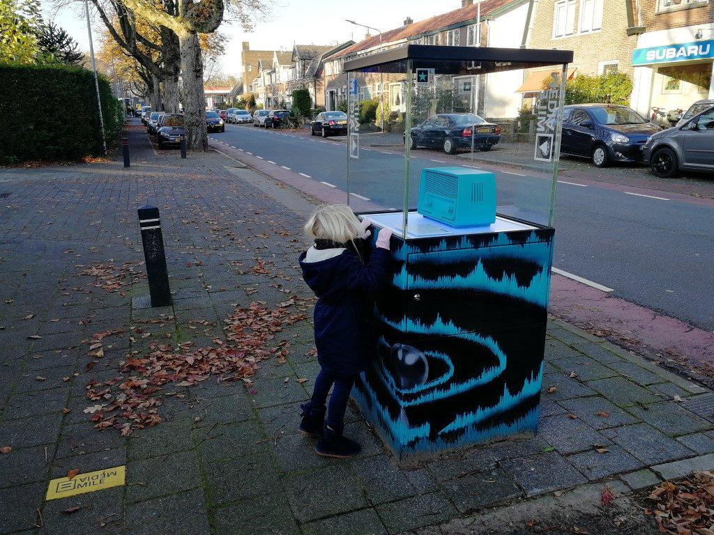 Media Mile Hilversum route met kinderen - Onze ervaring