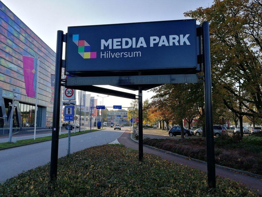Mediapark hilversum Beeld en Geluid