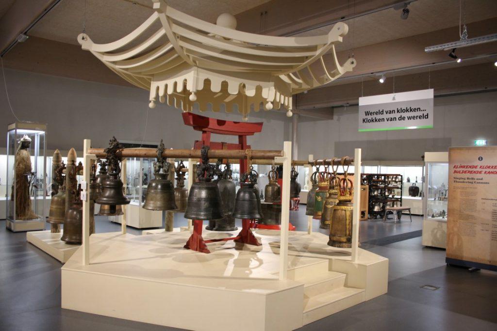 Klok en Peel Asten museum klokkengieterij