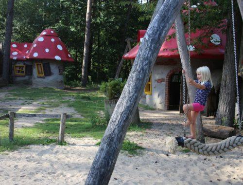 Het Grote Kabouterbos Flevoland Dronten met kinderen - Review