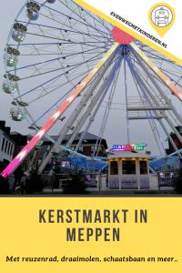 Kerstmarkt Meppen in Duitsland - Review en tips