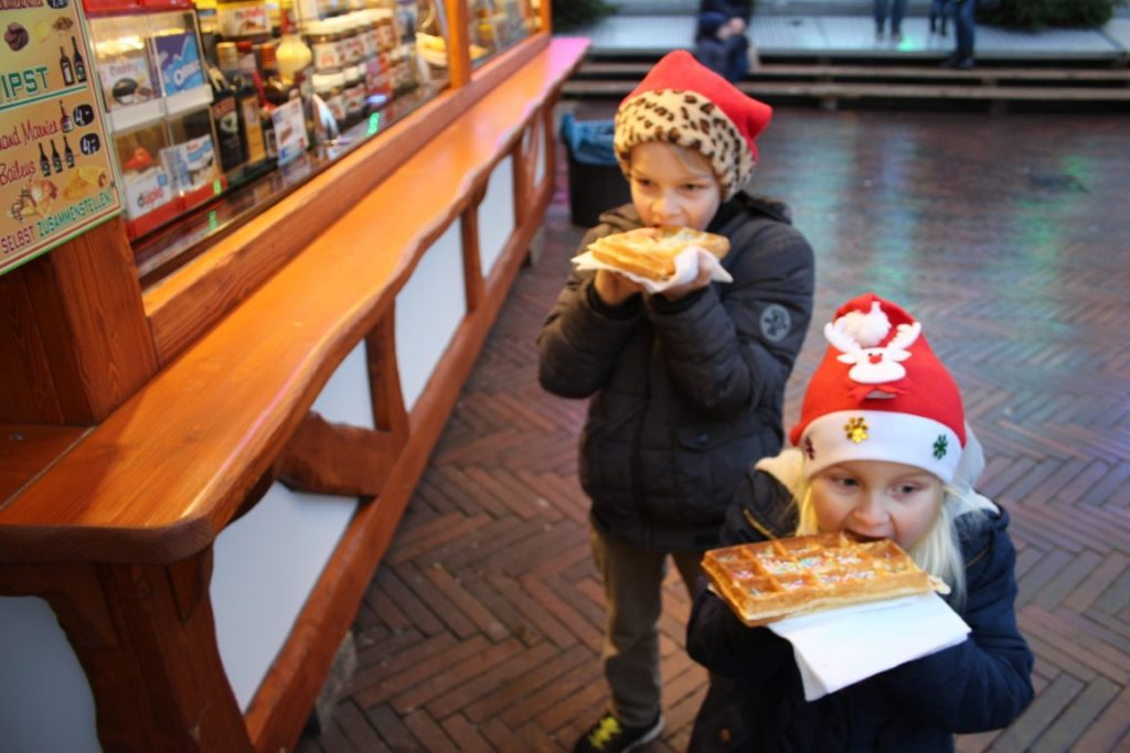 Kerstmarkt Meppen met Kinderen - Wat te doen