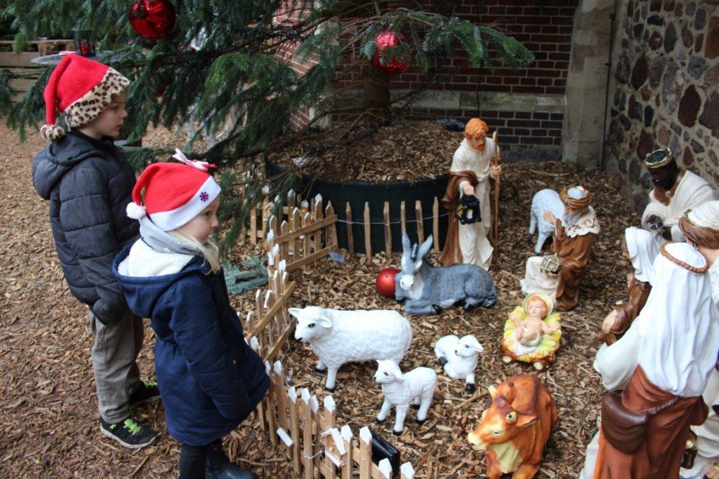 Kerstmarkt Meppen met kinderen