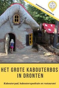 Review Het Grote Kabouterbos Dronten - Restaurant, speeltuin en kabouterpad
