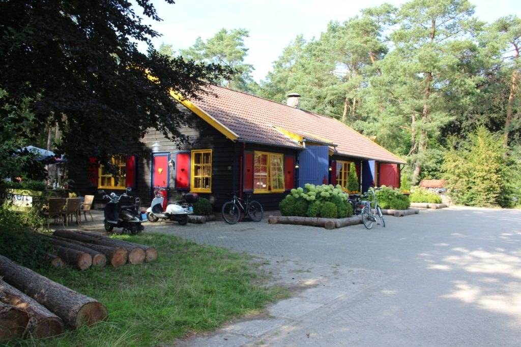 Review: Het grote kabouterbos restaurant in Dronten