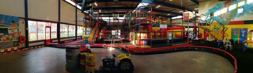 Ballorig Emmen Indoorspeeltuin Drenthe