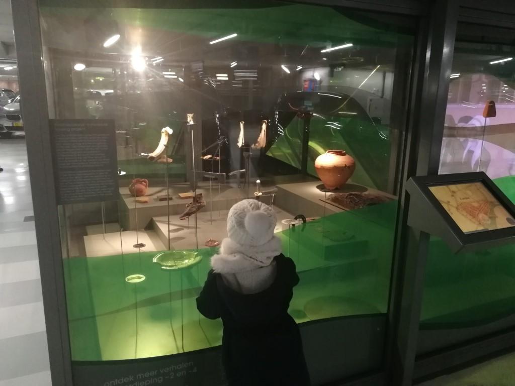 De Tijdtrap met kinderen - Gratis mini museum Rotterdam