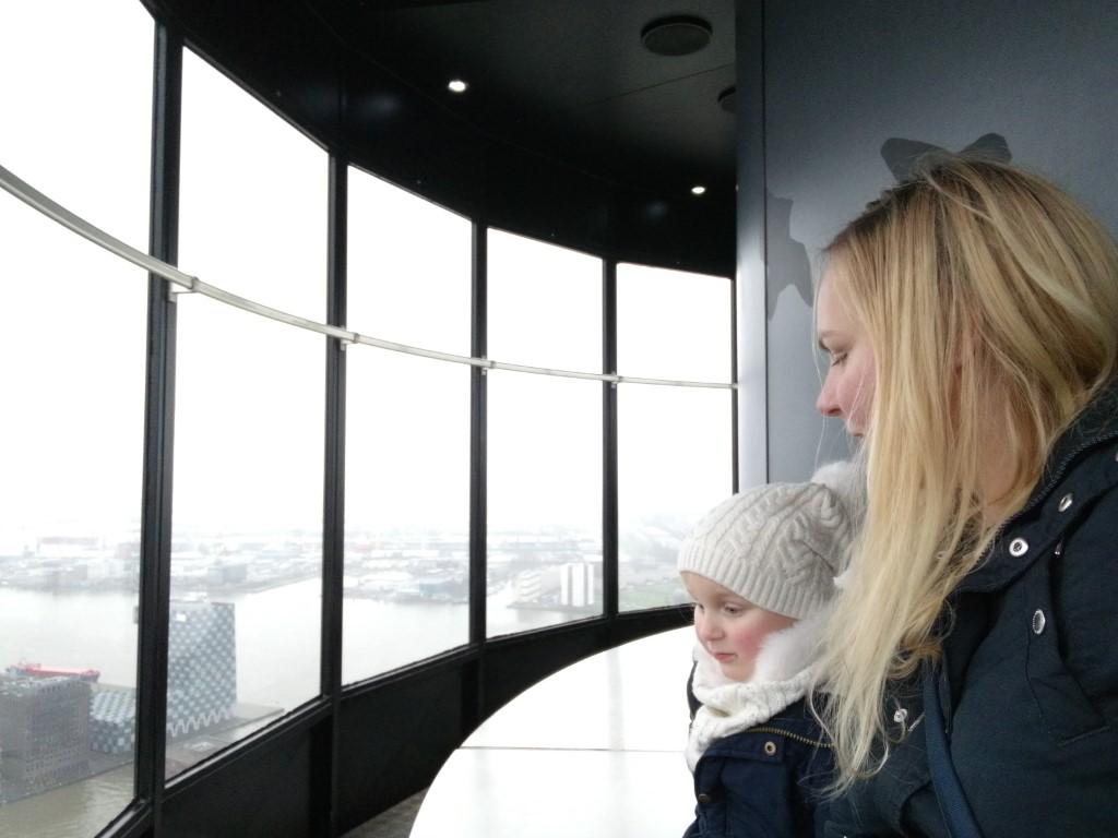 Euroscope Euromast Rotterdam met kind ervaring