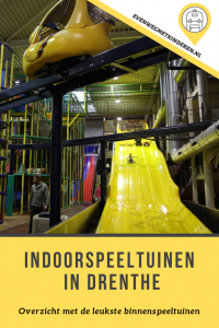Indoorspeeltuin Drenthe