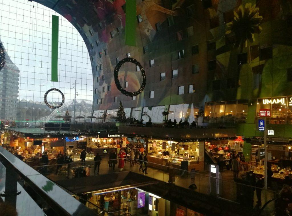Markthal met kinderen - Ervaring en review