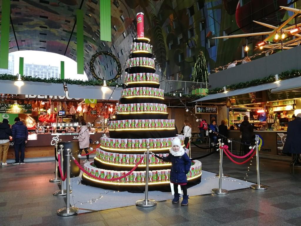 Rotterdam Markthal - Evenementen en activiteiten