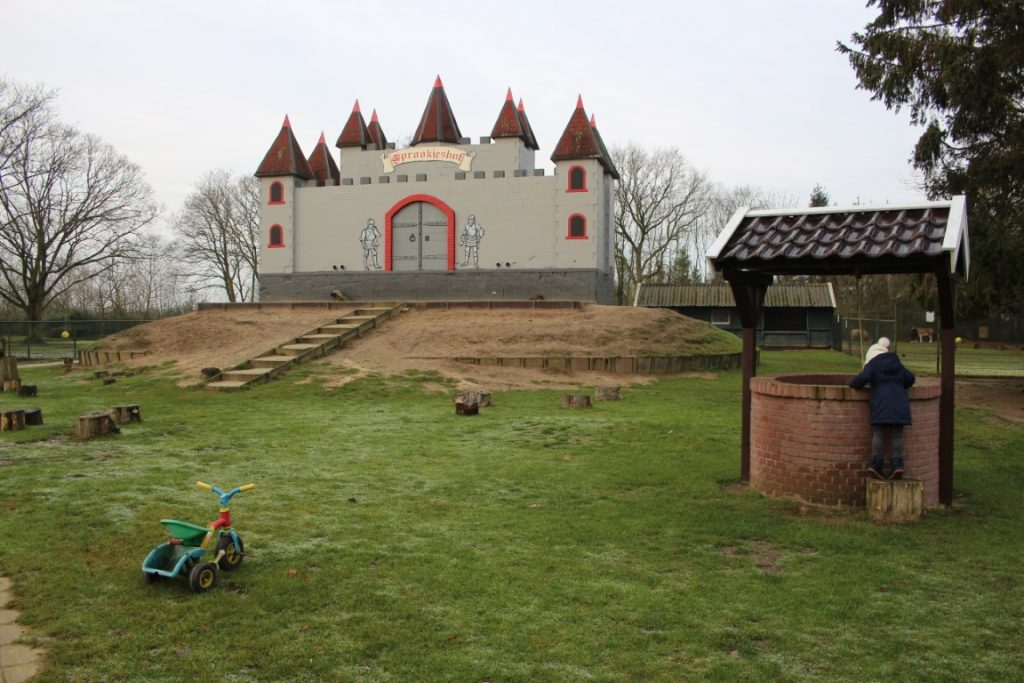 Sprookjeshof Kinderboerderij Drenthe