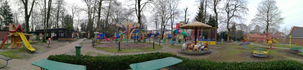 Sprookjeshof Zuidlaren Speeltuin