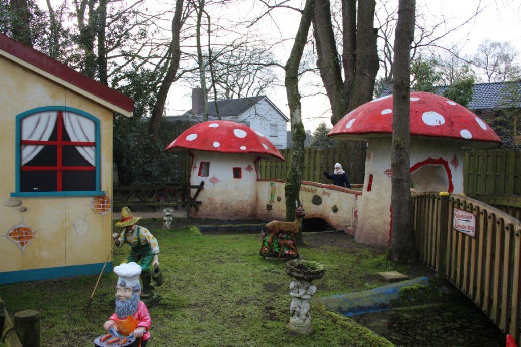 Sprookjesbos Sprookjespark Zuidlaren