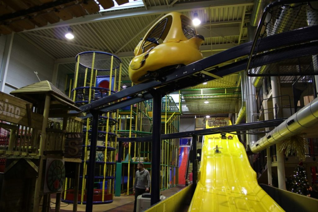Sprookjeshof indoorspeeltuin Drenthe