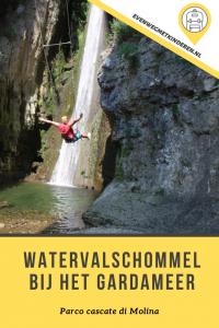 Waterval schommel Gardameer