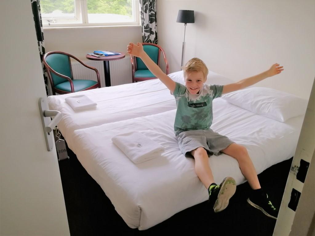 Fletcher hotel met kinderen