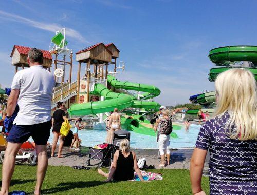 Waterpark in Nederland Dolfinarium Hardewijk