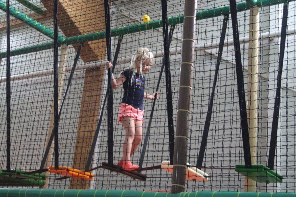 Monkey Town Hardenberg Klimparcours Indooruitje Overijssel Vechtdal