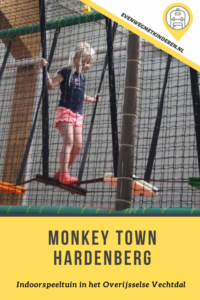 Monkeytown Hardenberg Indooruitje Overijsselse Vechtdal