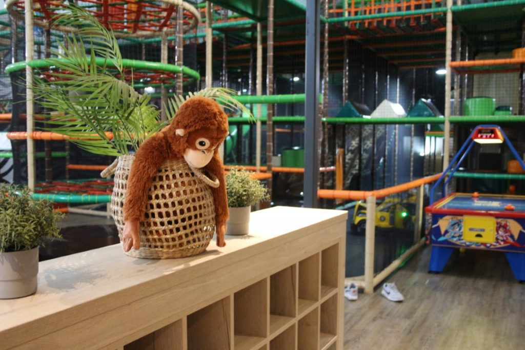 Review Monkey Town Hardenberg