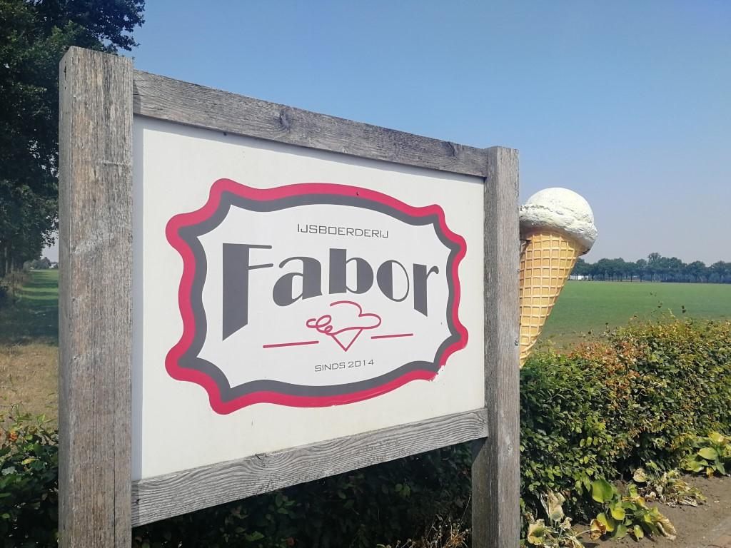 Fabor ijs - Ijsboerderij Noord Brabant Bladel Reusel - Review en ervaringen