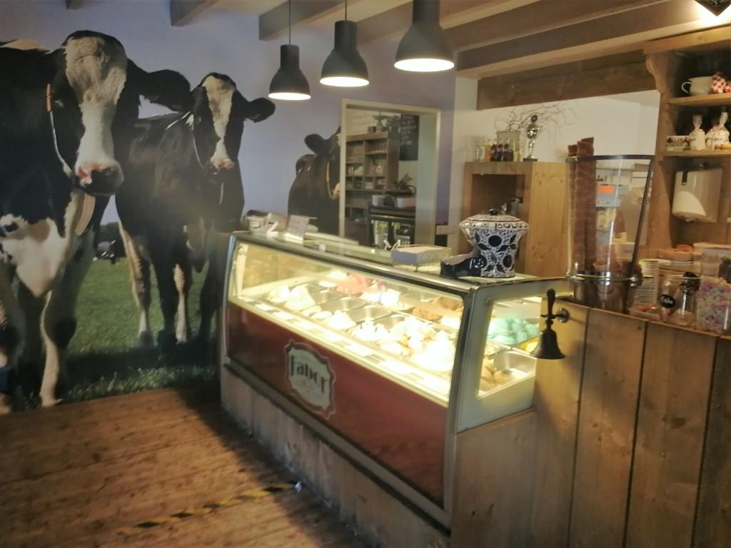 IJsboerderij Fabor Noord Brabant Reusel