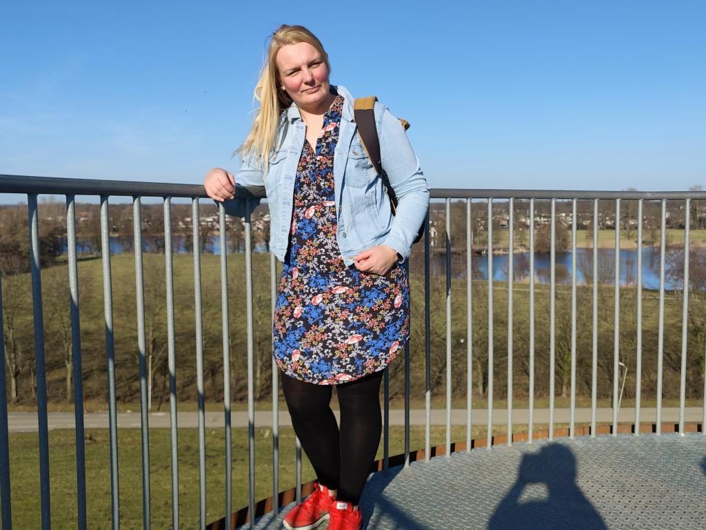 Uitkijktoren Hengelo wijk Weusthag uitzicht